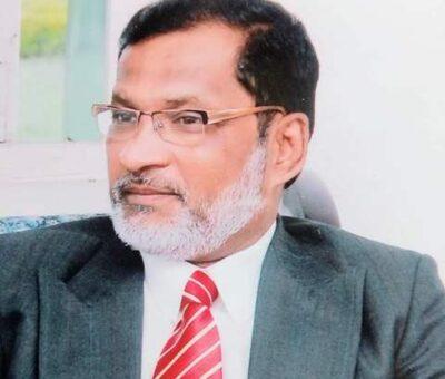 माझे प्रेरणास्थान : मा. कुलगुरू डॉ. अरुण अडसूळ सर